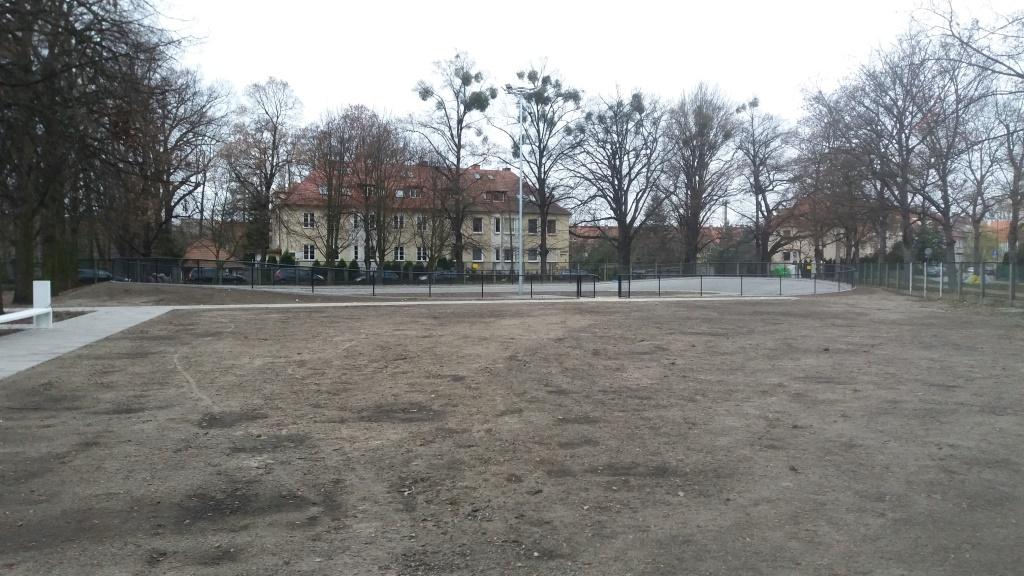 Tor speedrowerowy - Wrocław 2016